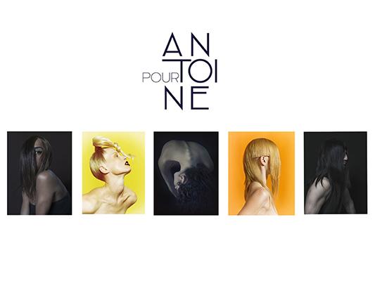 Antoine Pour Toi cover