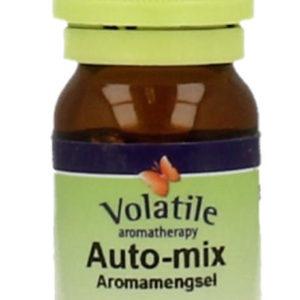 volatile aromamengsel voor in de auto. zorgt voor een frisse geur door oa basilicum, den,lemongrass en perpermunt