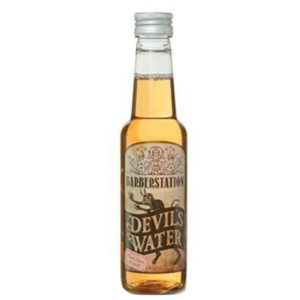 devils water in fles.
