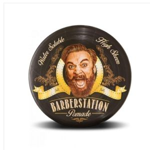 barberstation pomade vintage looks