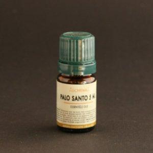 Deze olie is sterk geconcentreerd, 100% puurheid en natuurlijk gewonnen uit dePaloSanto (Heilig Hout) boom.